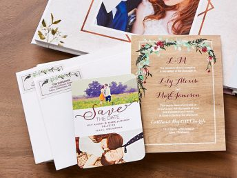 How to Design Your Own Custom Wedding Invitations | Shutterfly