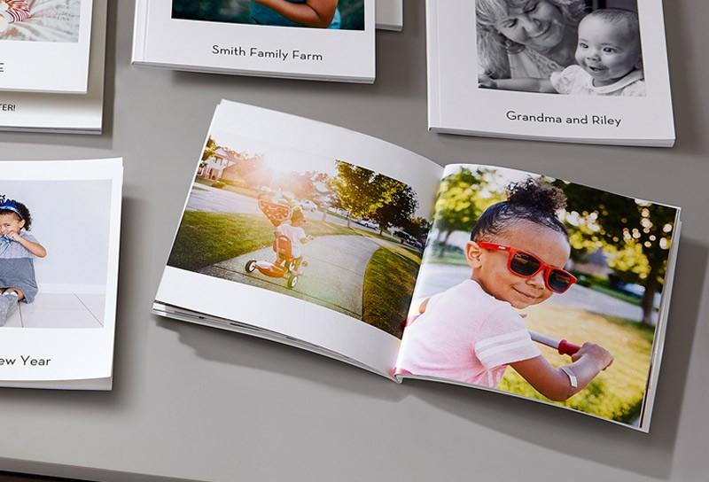 Tips For Creating Custom Print Photo Books