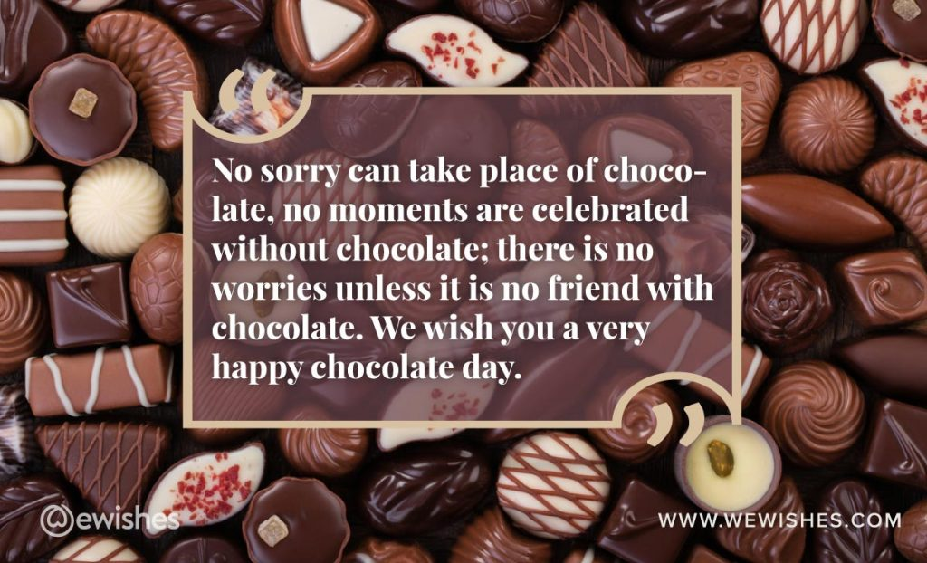 Happiest Chocolate day!