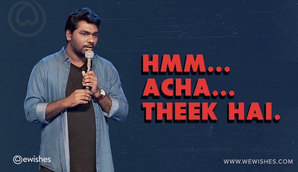 Hmm Acha Theek Hai