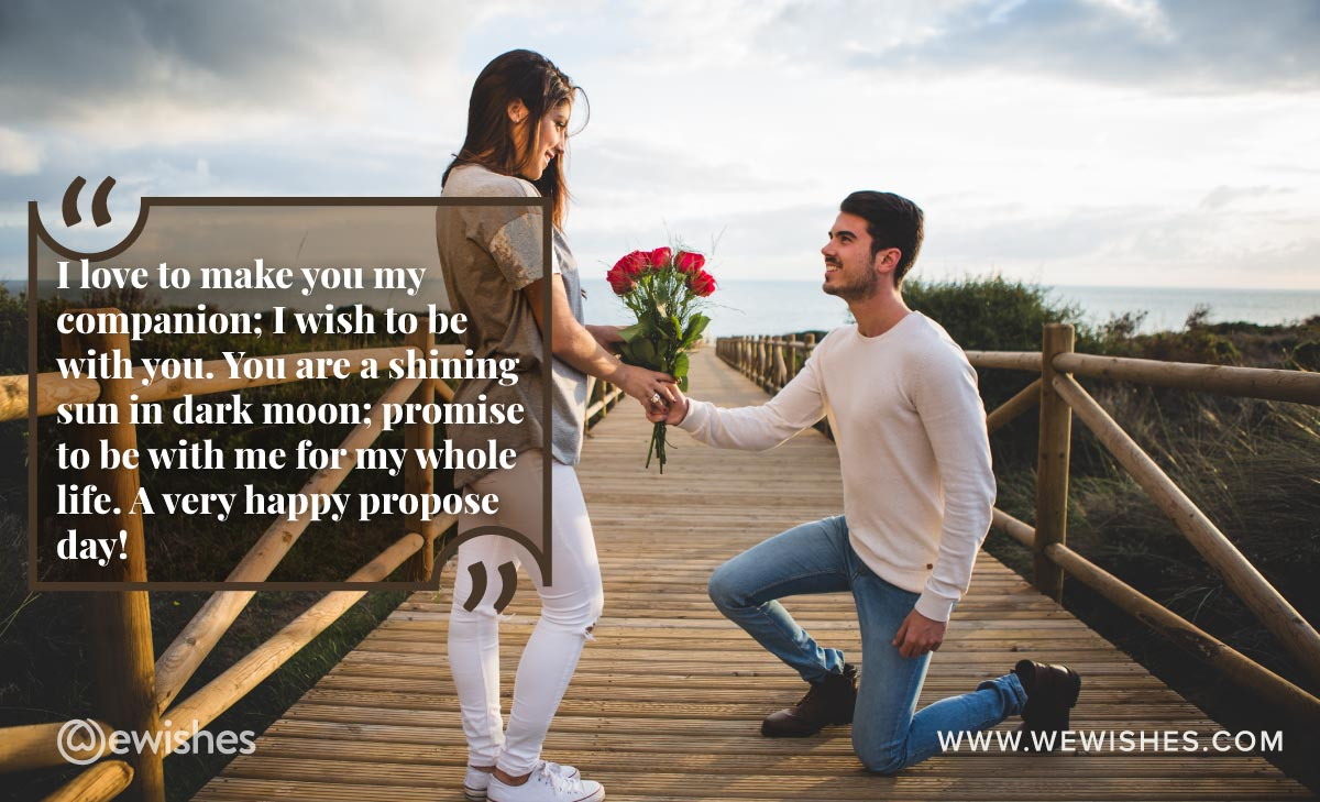 Propose Day Best Images quote