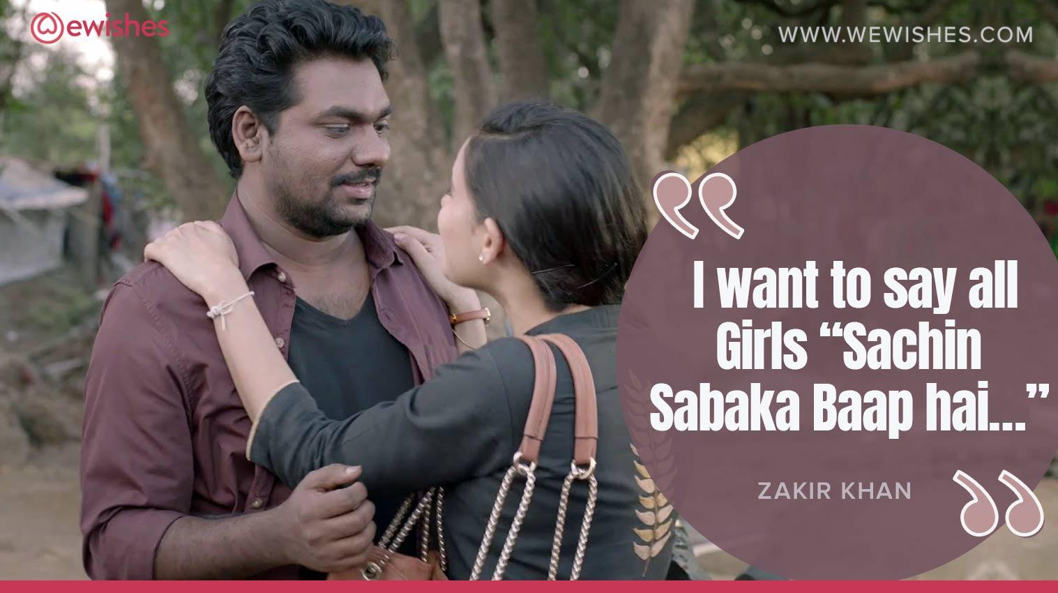 Sachin Sabaka Baap hai