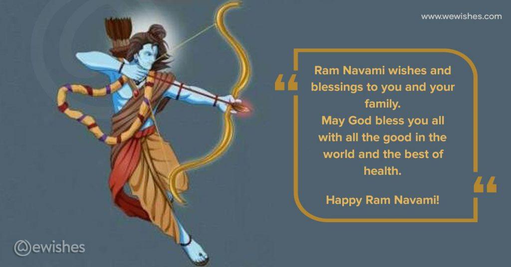 Happy Ram Navami Status