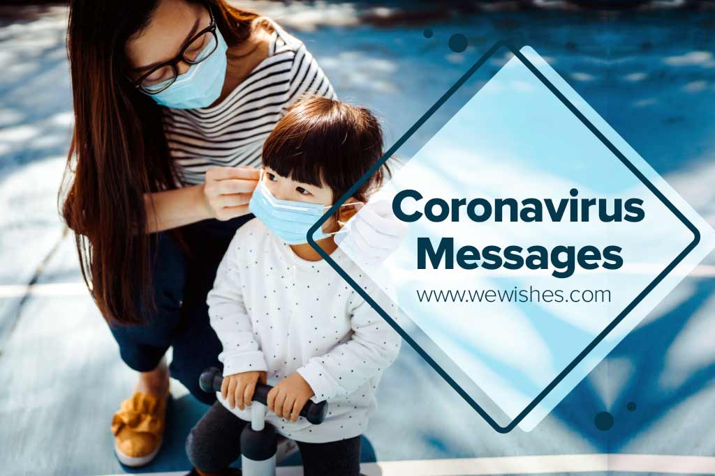 Coronavirus messages