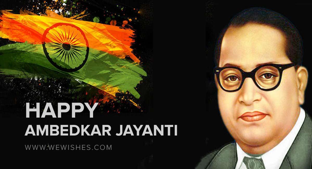 Happy Ambedkar Jayanti-