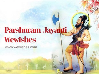 Lord Parshuram Jayanti Wishes