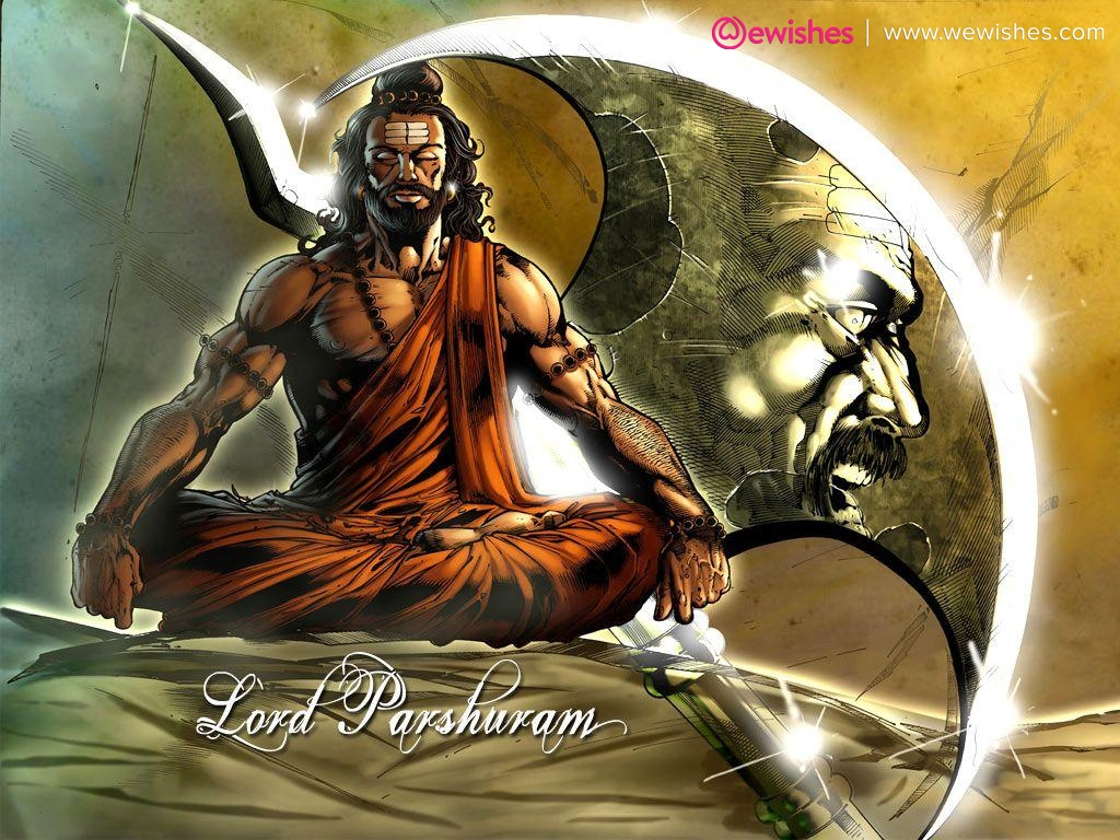 Happy Parshuram Jayanti Wishes