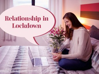 Long-Distance Relationship in Lockdown