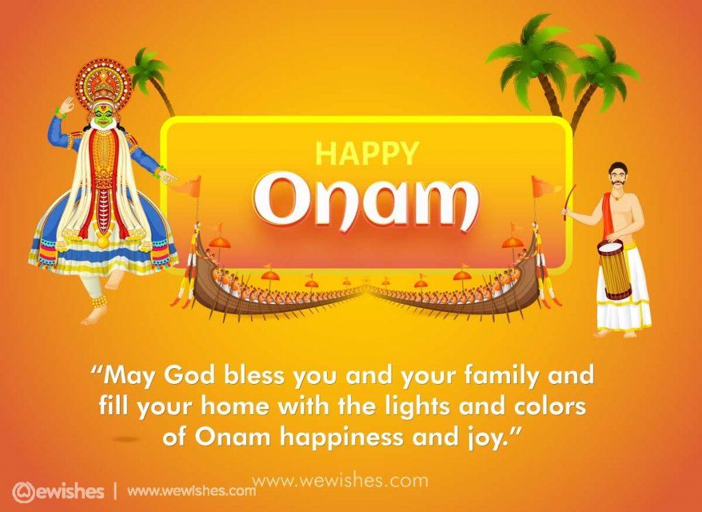 Have a wonderful Onam