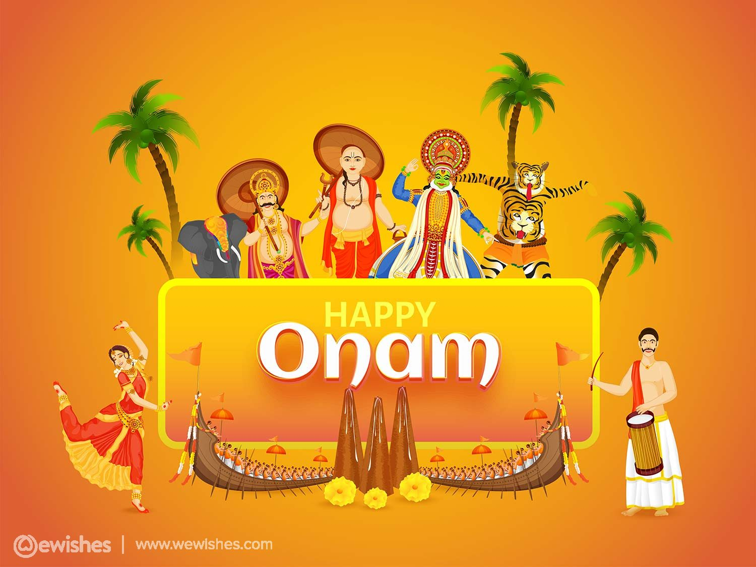 Onam Wishes and Quotes