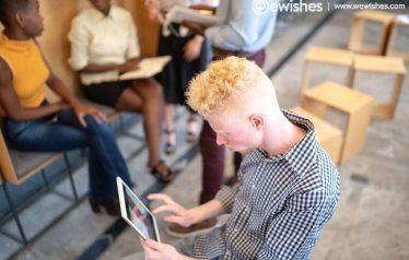 International Albinism Awareness Day Quotes