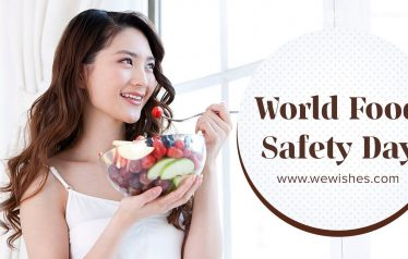 World Food Safety Day
