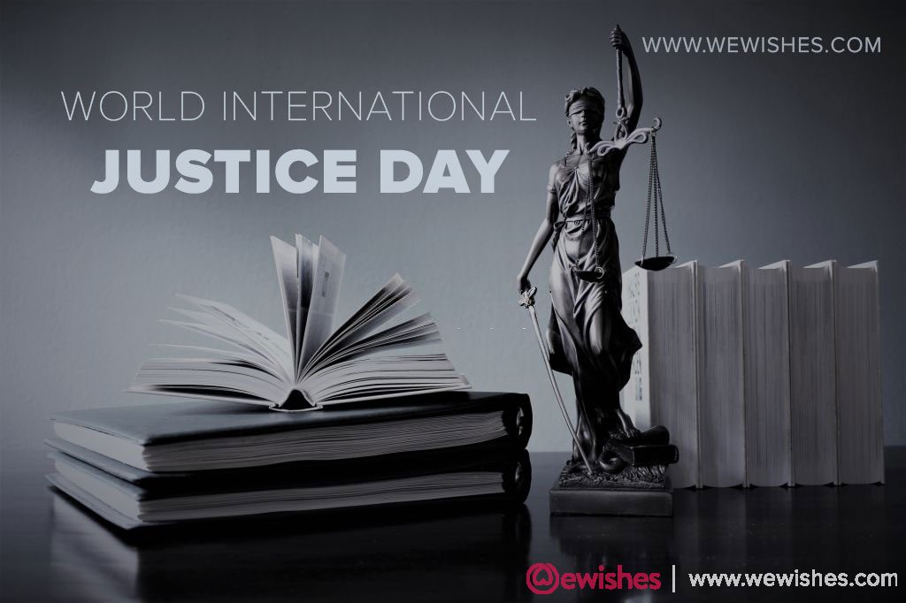 World International Justice Day 2020: Quotes, About ICC, history, Celebrations