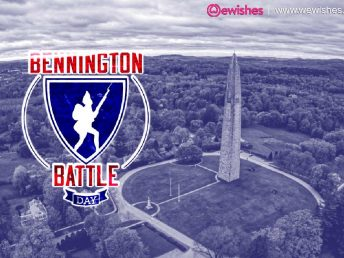Bennington Battle Day Poster, Quotes, 2020