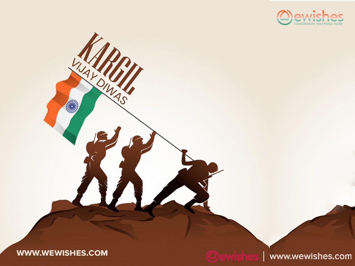 Kargil Vijay Diwas Quotes and wishes