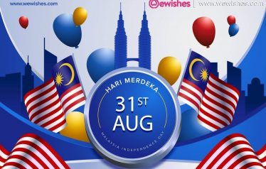 Malaysia National Day Greetings 2020