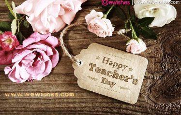 Teachers day wishes 2020