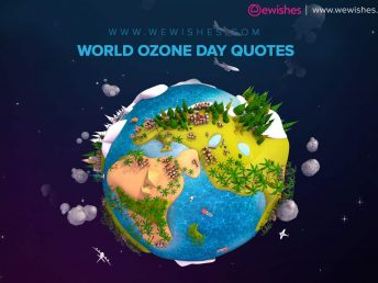 World Ozone Day Quotes