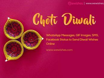 Choti Diwali Greetings