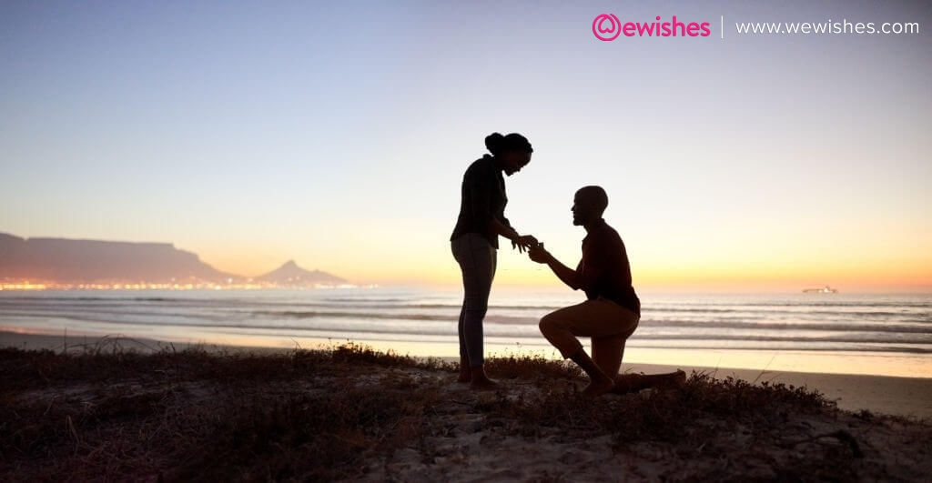 Romantic ideas to propose your love for marriage