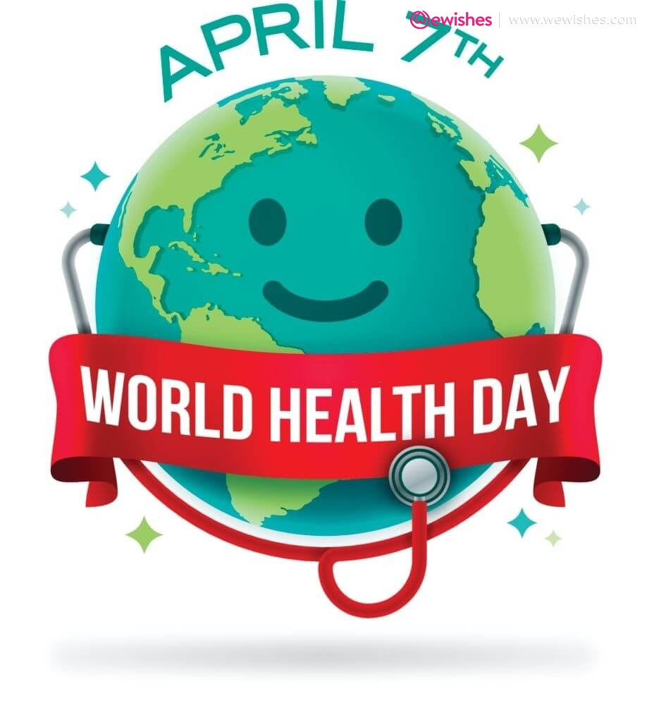 Happy World Health Day, Poster, 2021