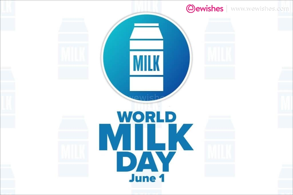 World Milk Day, Images, Poster