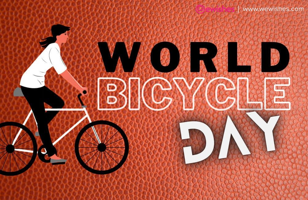 World Bicycle Day Quotes