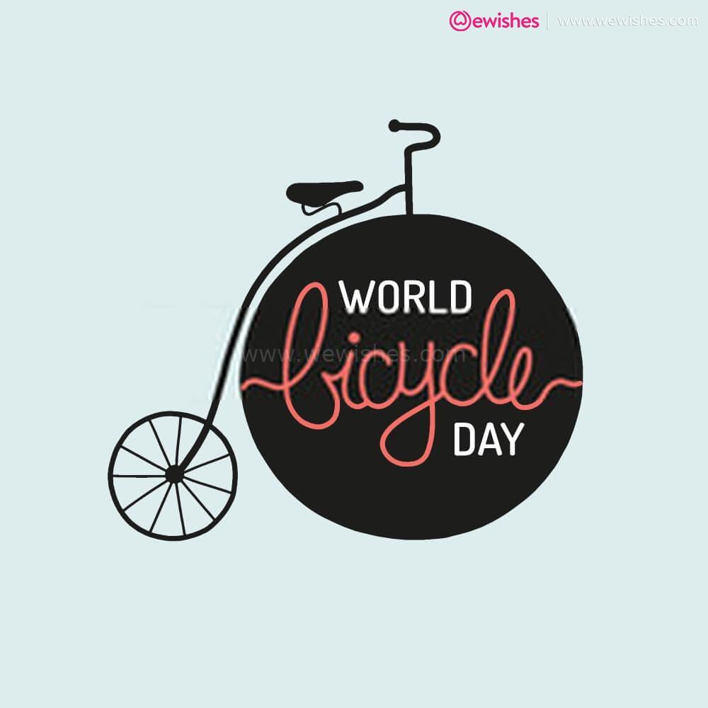 World Bicycle Day, Image